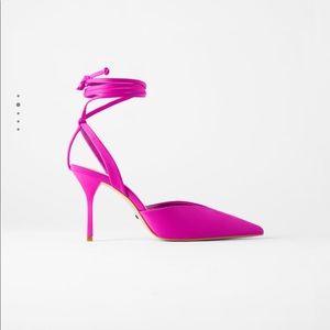 Brand New Zara Vamp heels